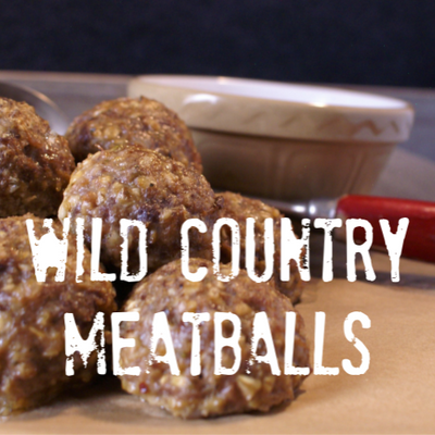 Wild Country Meatballs