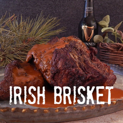 Lazy Leprechaun Irish Brisket