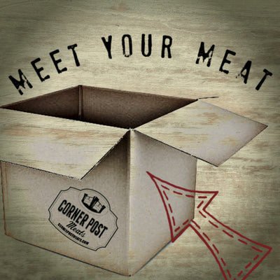 HURRAY!! - pastured raised meat - delivered to your door