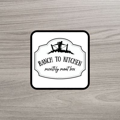 RANCH TO KITCHEN