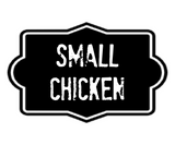 small chicken only meat box delivery