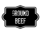 ground beef meat box delivery - large