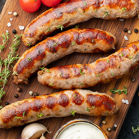 Pork Bratwurst Links