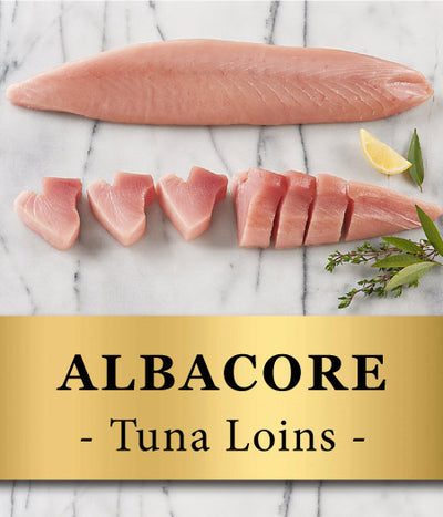Fish - Wild Caught Albacore Loins