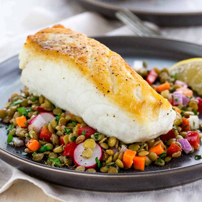 Fish - Wild Alaskan Halibut