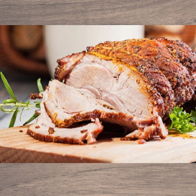 Pork Picnic Shoulder Roast - Bone In