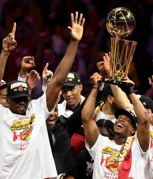 "From ""We The North"" to ""We The Champs"": Toronto's Unprecedented NBA Championship"