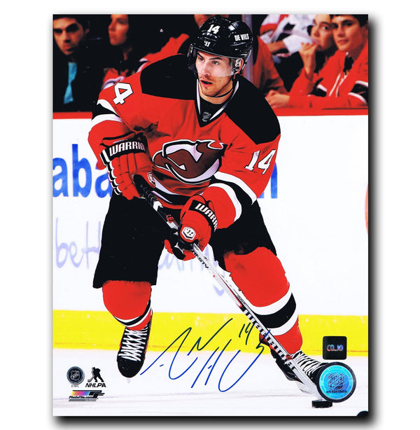 Adam Henrique New Jersey Devils Autographed 8x10 Photo Autographed Hockey 8x10 Photos CoJo Sport Collectables