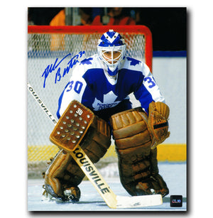Allan Bester Toronto Maple Leafs Autographed 8x10 Photo - CoJo Sport Collectables Inc.