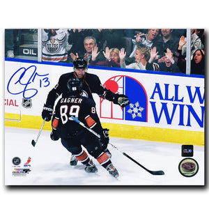 Andrew Cogliano Edmonton OIlers Autographed 8x10 Photo Autographed Hockey 8x10 Photos CoJo Sport Collectables