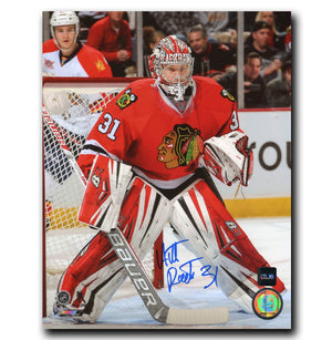 Antti Raanta Chicago Blackhawks Autographed 8x10 Photo