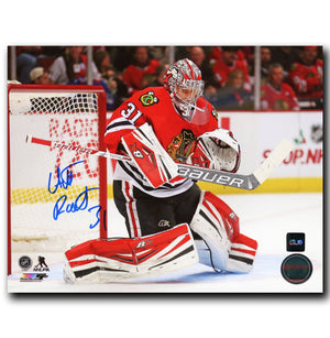 Antti Raanta Chicago Blackhawks Autographed 8x10 Photo - CoJo Sport Collectables Inc.