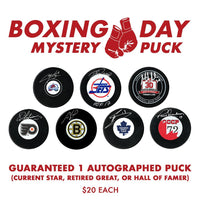 2020 Boxing Day Mystery Puck - Limited to 100