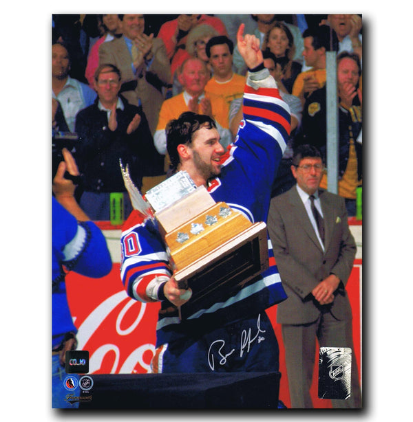 Bill Ranford Edmonton Oilers Autographed Conn Smythe 8x10 Photo - CoJo Sport Collectables Inc.