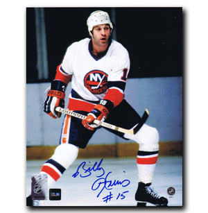 Billy Harris New York Islanders Autographed 8x10 Photo Autographed Hockey 8x10 Photos CoJo Sport Collectables