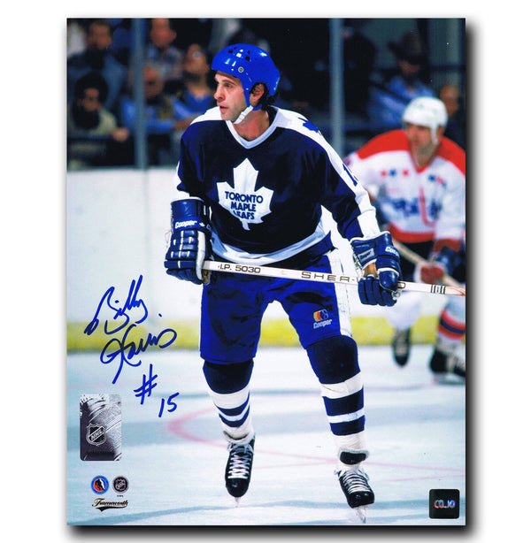Billy Harris Toronto Maple Leafs Autographed 8x10 Photo Autographed Hockey 8x10 Photos CoJo Sport Collectables
