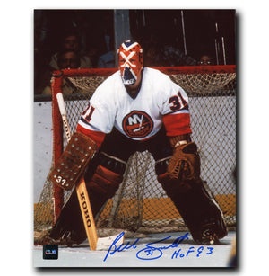 Billy Smith New York Islanders Autographed 8x10 Photo Autographed Hockey 8x10 Photos CoJo Sport Collectables