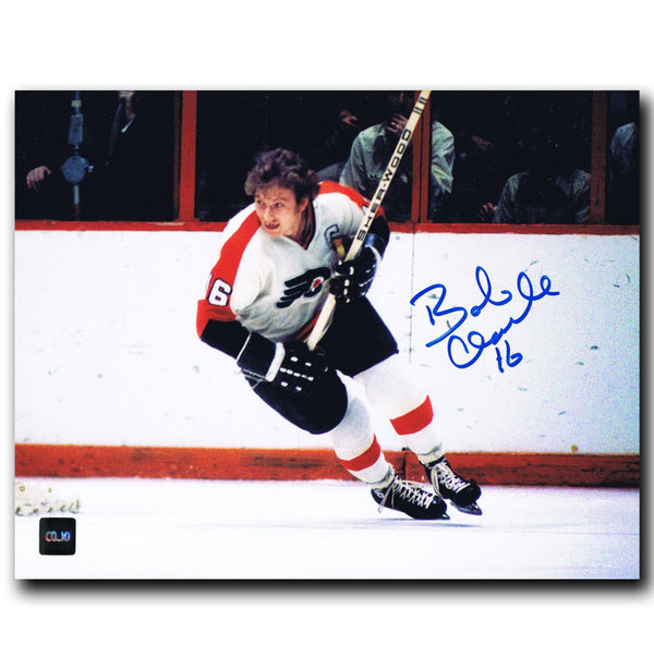 Bobby Clarke Philadelphia Flyers Autographed 8x10 Photo Autographed Hockey 8x10 Photos CoJo Sport Collectables