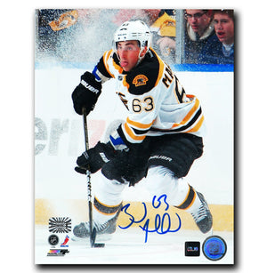 Brad Marchand Boston Bruins Autographed 8x10 Photo - CoJo Sport Collectables Inc.