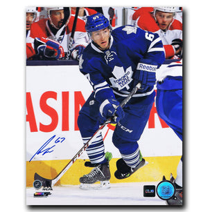 Brandon Kozun Toronto Maple Leafs Autographed 8x10 Photo Autographed Hockey 8x10 Photos CoJo Sport Collectables