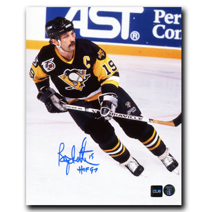 Bryan Trottier Pittsburgh Penguins Autographed 8x10 Photo Autographed Hockey 8x10 Photos CoJo Sport Collectables