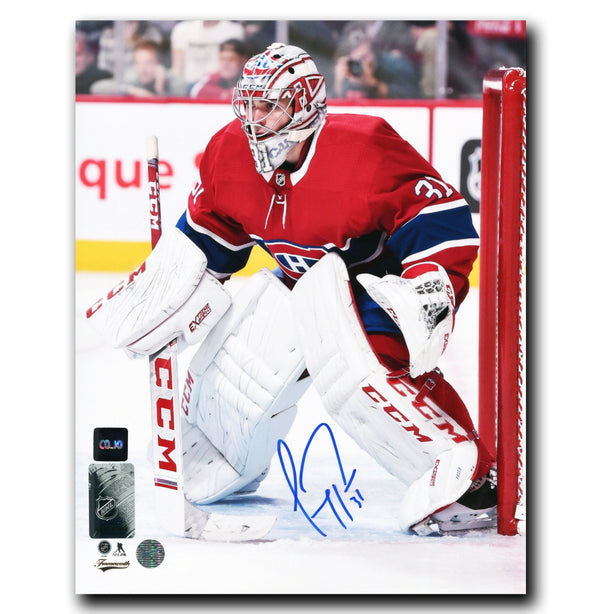 Carey Price Montreal Canadiens Autographed 8x10 Photo Autographed Hockey 8x10 Photos CoJo Sport Collectables