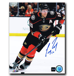 Corey Perry Anaheim Ducks Autographed 8x10 Photo - CoJo Sport Collectables Inc.