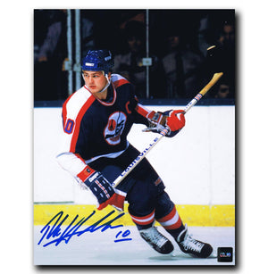 Dale Hawerchuk Winnipeg Jets Autographed 8x10 Photo Autographed Hockey 8x10 Photos CoJo Sport Collectables