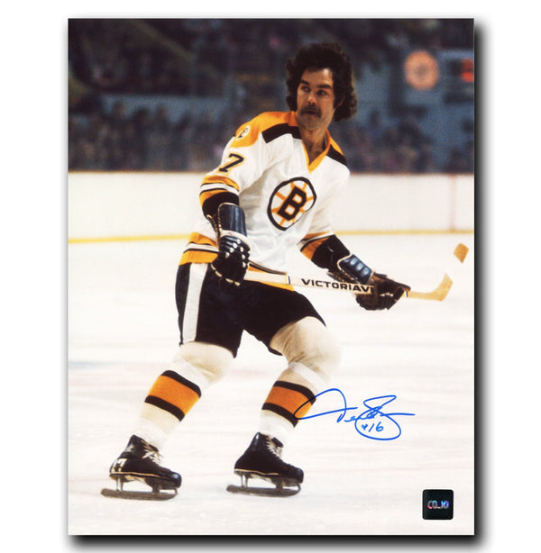 Derek Sanderson Boston Bruins Autographed 8x10 Photo Autographed Hockey 8x10 Photos CoJo Sport Collectables