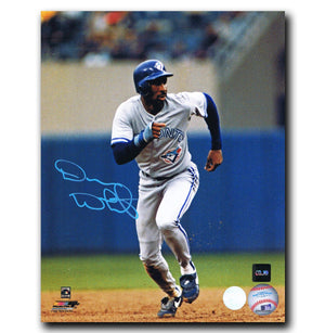 Devon White Toronto Blue Jays Autographed 8x10 Photo Autographed Baseball 8x10 Photos CoJo Sport Collectables