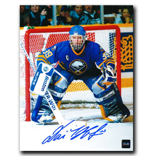 Dominik Hasek Buffalo Sabres Autographed 8x10 Photo - CoJo Sport Collectables Inc.