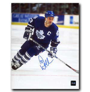 Doug Gilmour Toronto Maple Leafs Autographed 8x10 Photo - CoJo Sport Collectables Inc.