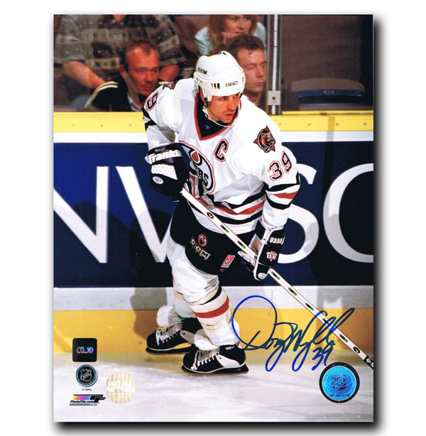 Doug Weight Edmonton Oilers Autographed 8x10 Photo - CoJo Sport Collectables Inc.