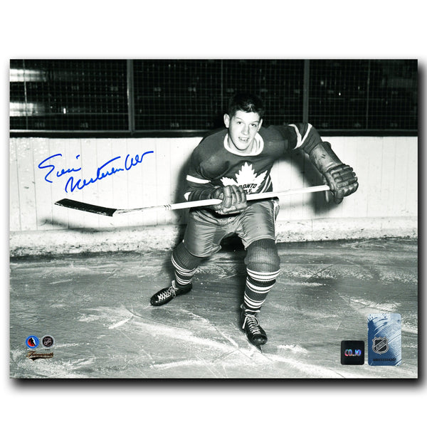 Eric Nesterenko Toronto Maple Leafs Autographed 8x10 Photo - CoJo Sport Collectables Inc.