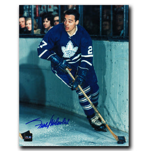 Frank Mahovlich Toronto Maple Leafs Autographed 8x10 Photo - CoJo Sport Collectables Inc.