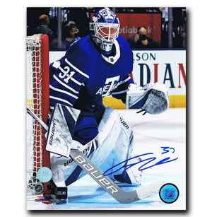 Frederik Andersen Toronto Maple Leafs Autographed Toronto Arenas 8x10 Photo - CoJo Sport Collectables Inc.