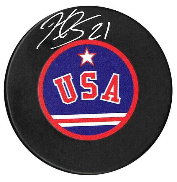 Hilary Knight Autographed Team USA Puck