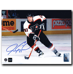 Jeremy Roenick Philadelphia Flyers Autographed 8x10 Photo - CoJo Sport Collectables Inc.