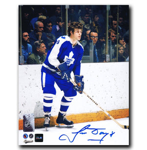 Jim Dorey Toronto Maple Leafs Autographed 8x10 Photo Autographed Hockey 8x10 Photos CoJo Sport Collectables