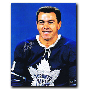 John MacMillan Toronto Maple Leafs Autographed 8x10 Photo Autographed Hockey 8x10 Photos CoJo Sport Collectables
