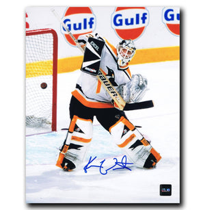 Ken Wregget Pittsburgh Penguins Autographed 8x10 Photo Autographed Hockey 8x10 Photos CoJo Sport Collectables