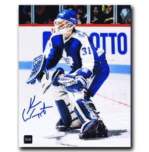 Ken Wregget Toronto Maple Leafs Autographed 8x10 Photo Autographed Hockey 8x10 Photos CoJo Sport Collectables
