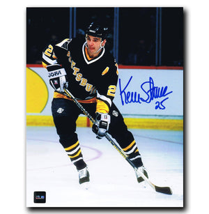 Kevin Stevens Pittsburgh Penguins Autographed 8x10 Photo Autographed Hockey 8x10 Photos CoJo Sport Collectables