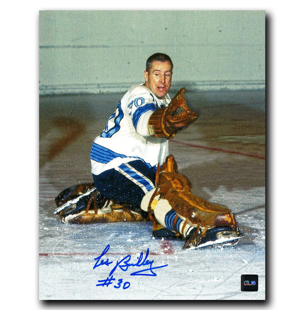 Les Binkley Pittsburgh Penguins Autographed 8x10 Photo - CoJo Sport Collectables Inc.