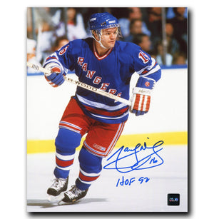 Marcel Dionne New York Rangers Autographed 8x10 Photo Autographed Hockey 8x10 Photos CoJo Sport Collectables