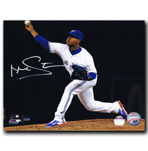 Marcus Stroman Toronto Blue Jays Autographed 8x10 Photo - CoJo Sport Collectables Inc.
