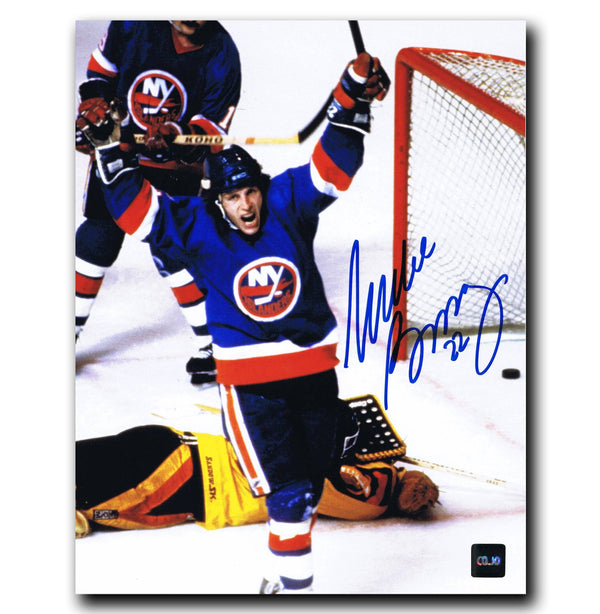 Mike Bossy New York Islanders Autographed 8x10 Photo - CoJo Sport Collectables Inc.