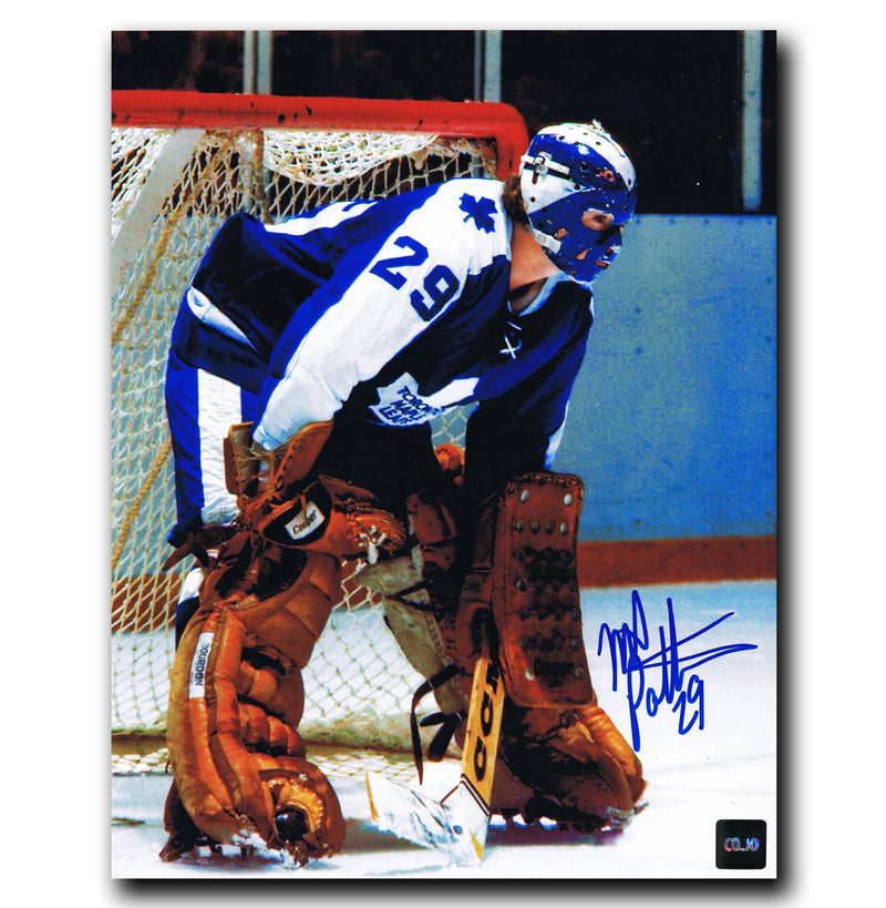 Mike Palmateer Toronto Maple Leafs Autographed 8x10 Photo CoJo Sport Collectables