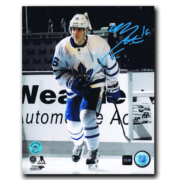 Mitch Marner Toronto Maple Leafs Autographed 8x10 Spotlight Photo - CoJo Sport Collectables Inc.
