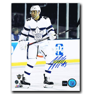 Nazem Kadri Toronto Maple Leafs Autographed Stadium Series 8x10 Photo - CoJo Sport Collectables Inc.